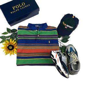 POLO Ralph Lauren collared Shirt Sportsman Kayak
